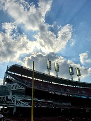 Late Afternoon (Neil Noland) Tags: baseball stadium greatamericaballpark cincinnatireds cincinnati ohio mlb
