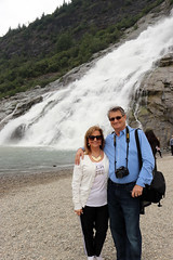 Photos at Nugget Falls  by AL (MrTexTJ_John) Tags: alaska ncl cruise