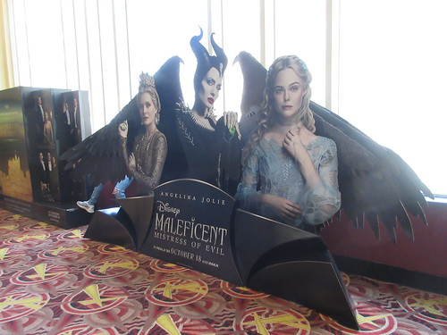 2019 Maleficent Mistress Of Evil Movie Poster Standee 6249