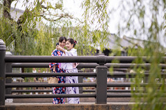 Young female friends in yukata taking selfie picture on bridge (Apricot Cafe) Tags: imgr27724 asia asianandindianethnicities japan japaneseethnicity japaneseculture kimono millennialgeneration sawarakatori bridge carefree chibaprefecture copyspace cultures day enjoyment friendship fulllength green happiness leisureactivity lifestyles nature outdoors people photographing photography realpeople selectivefocus selfie sightseeing sky smartphone smiling standing student summer togetherness toothysmile tourism tourist traditionalclothing travel traveldestinations twopeople unescoworldheritagesite willowtree women youngadult youngwomenonly youthculture yukata