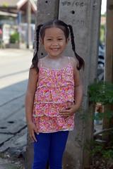 cute girl (the foreign photographer - ฝรั่งถ่) Tags: pretty preteen girl child b bangkhen bangkok thailand nikon d3200 cute