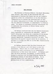 New Hebrides independence, 1980