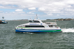 Glory (Eric Kilby) Tags: bostonharbor ship boat water boston glory mbta ferry harborferry