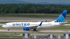 N37267 (gankp) Tags: n37267 unitedairlines outwiththegoldinwiththeblue unitednewlivery boeing 737824