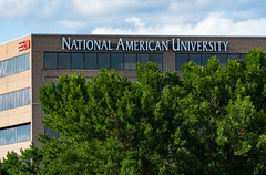 National American University Building (Tony Webster) Tags: 6200shinglecreekparkway brooklyncenter minneapolis minnesota nau national nationalamericanuniversity building college forprofit office university unitedstatesofamerica