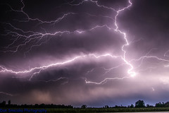 Severe Warned Derecho/Squall line (Dan's Storm Photos & Photography) Tags: thunderstorm thunderstorms thunderstormbase thundershower skyscape skyscapes sky shelfcloud shelf severethunderstorm storms strongthunderstorm squallline squall derecho derechos clouds convection severethunderstorms lightning lightningbolt lightningbolts lightningdisplay landscape landscapes nature weather wisconsin nightscape night nightsky nighttime nightphotography