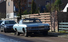 1967 Chevrolet Caprice DR-93-87 (Stollie1) Tags: 1967 chevrolet caprice dr9387 baarn