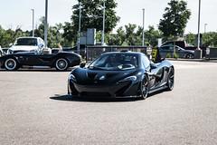 Incoming Hypercar (Hunter J. G. Frim Photography) Tags: supercar colorado mclaren p1 hypercar hybrid black v8 turbo wing british rare mclarenp1