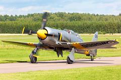 WG655 (G-INVN) Hawker Sea Fury T.20 Norwegian Spitfire Foundation (Andreas Eriksson - VstPic) Tags:
