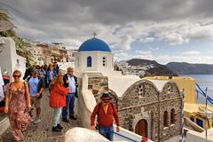 Oia in Santorini (alexandros9) Tags: oia santorini island agean cyclades greece 2016 autumn elitegalleryaoi bestcapturesaoi aoi