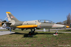 Aero L-39 ZO Albatros (srkirad) Tags: aircraft airplane jet military aero l39 albatros reptar aviation museum aviationmuseum szolnok hungary travel hungarian czech