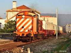 Ancora (**REGFA**) Tags: 1415 tren train comboio linha do minho caminha valença oporto porto portugal regional comboiosdeportugal