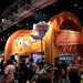 Krusty Krab exhibit