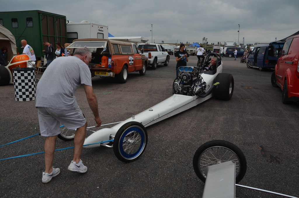 The World's most recently posted photos of dragster and vintage