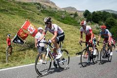 Tour de France en Ariège (PierreG_09) Tags: ariège pyrénées pirineos occitanie midipyrénées portdelers tourdefrance col sport cyclisme montagne