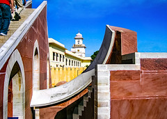 UNESCO word heritage  Observatory (werner boehm *) Tags: wernerboehm jantarmantar obsevatory jajpur indie architecture