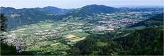 Kremstal Panorama (robert.pechmann) Tags: altpernstein micheldorf kirchdorf kremstal panorama oberösterreich robert pechmann