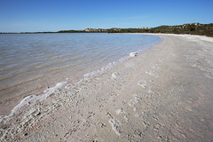 Lake Newland Beach (oz_lightning) Tags: australia canon6d canonef1635mmf4lis eyrepeninsula lakenewlandcp sa beach coast lake nature tracks water lakenewlandconservationpark southaustralia landscape