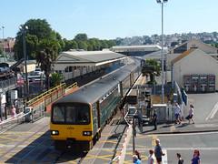 143620 Paignton (Marky7890) Tags: gwr 143620 class143 pacer 2f45 paignton railway devon rivieraline train