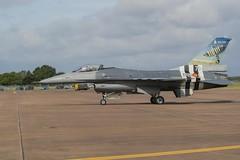 Belgian Air Component (BAC) F-16AM 350Sqn (Tenspeed2) Tags: belgian air component bac f16am riat 2019 raf fairford 349sqn