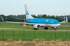 KLM 737-7K2 PH-BGL (Gideon van Dijk) Tags: rotterdam rotterdamthehagueairport rotterdamairport rot vliegveldrotterdam zestienhoven vliegtuig vliegveld luchthaven luchtvaart plane planespotting planes aviation aircraft airport airplane air netherlands nikon nikond7200 nederland d7200