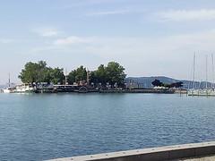 IMG_20190721_073342 (heizlergabor) Tags: yachts harbor monastery lake summer morning street palace old building