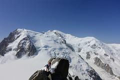 Mont Blanc @ Aiguille du Midi @ Chamonix (*_*) Tags: europe france hautesavoie 74 chamonix aiguilledumidi montblanc 2019 summer ete june mountain snow nature glacier savoie