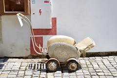 Electric Perambulator (nigel@hornchurch) Tags: českýkrumlov southbohemia czechia dsc2222 czechrepublic