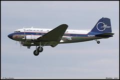"DC3 C N25641 9059 ""Legend Airways"" Wiesbaden juin 2019 (paulschaller67) Tags: dc3 c n25641 9059 legendairways wiesbaden juin 2019"