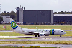 PH-HZY   Boeing 737-8K2 [30646] (transavia.com) Amsterdam-Schiphol~PH 10/08/2006 (raybarber2) Tags: 30646 airliner airportdata cn30646 dutchcivil eham filed flickr phhzy planebase raybarber