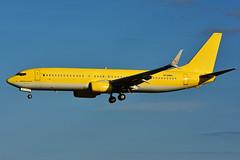 N758MA (Miami Air - ex TUIfly) (Steelhead 2010) Tags: miamiair tuifly boeing b737 b737800 yyz nreg n758ma
