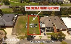 28 Geranium Grove, Mernda VIC