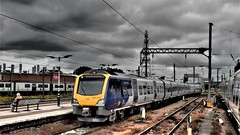 The Future - At Last. (ManOfYorkshire) Tags: 331110 class331 electric multiple unit emu arriva northern trains railway train 4car doncaster station named proudtobenorthern new caf arrival future stock