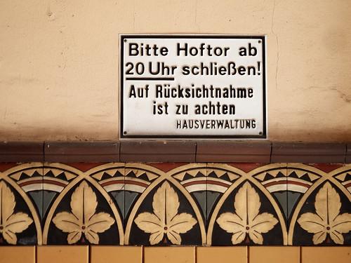 Koblenz - Rücksichtnahme