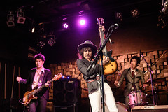 Dannie B. Good live at GEMINI Theater, Tokyo, 21 Jul 2019 -0763 (megumi_manzaki) Tags: musician band rock live japan guitarist