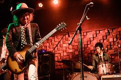 Dannie B. Good live at GEMINI Theater, Tokyo, 21 Jul 2019 -0733 (megumi_manzaki) Tags: musician band rock live japan guitarist