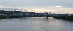 (Sean Davis) Tags: cincinnati johnaroebling ohio bridge suspensionbridge covington kentucky unitedstatesofamerica