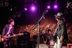 Dannie B. Good live at GEMINI Theater, Tokyo, 21 Jul 2019 -0765 (megumi_manzaki) Tags: musician band rock live japan guitarist