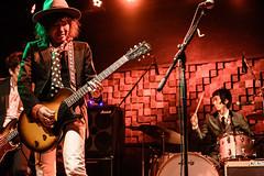 Dannie B. Good live at GEMINI Theater, Tokyo, 21 Jul 2019 -0734 (megumi_manzaki) Tags: musician band rock live japan guitarist