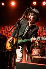 Dannie B. Good live at GEMINI Theater, Tokyo, 21 Jul 2019 -0722 (megumi_manzaki) Tags: musician band rock live japan guitarist