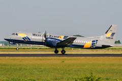 LX-WAP (PlanePixNase) Tags: amsterdam ams eham schiphol planespotting airport aircraft british aerospace bae atp westaireurope