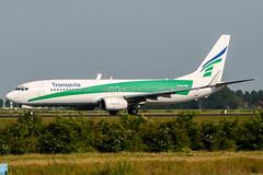 PH-HZI (PlanePixNase) Tags: amsterdam ams eham schiphol planespotting airport aircraft transavia boeing 737 b738 737800