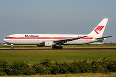 PH-MCL (PlanePixNase) Tags: amsterdam ams eham schiphol planespotting airport aircraft martinair boeing 767300 767 b763