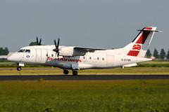 G-BYMK (PlanePixNase) Tags: amsterdam ams eham schiphol planespotting airport aircraft scot airways dornier do328