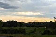 Summer Landscape in Shadows (halleluja2014) Tags: bergsgården falun peace tranquility shadows dusk evening july summer landskap landscape