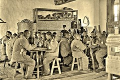 Prisoners making matches, Peking ca1918 [Gamble] (over 19 MILLION views Thanks) Tags: china chinese prisoners prison penitentiary 1918