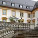 Kloster Ettal (42) - Innenhof - Außentreppe