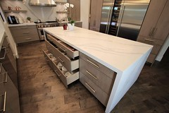 #ModernKitchen #Remodel with custom #cabinets #woodfloors white countertops in #Fullerton #OrangeCounty https://www.aplushomeimprovements.com/portfolio_page/145-modern-contemporary-kitchen-remodel-with-custom-cabinets-in-fullerton-orange-county/ (Aplus Interior Design & Remodeling) Tags: kitchenremodel kitchen kitchenisland kitchenrenovation kitchencabinets kitchenandbath orangecounty oc orange contracting
