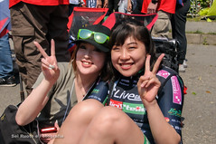 190512_133104_D30_3130-030 (seistrong) Tags: 6thjbcfutsunomiyacriterium p1 suppoters other ブリサポ 清原工業団地 第6回jbcf宇都宮クリテリウム