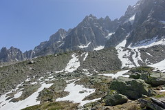Hike to Montenvers @ Grand Balcon Nord @ Chamonix (*_*) Tags: afternoon june summer ete 2019 europe france hautesavoie 74 montblanc chamonix savoie hiking sunny mountain montagne nature randonnee trail sentier walk marche grandbalconnord